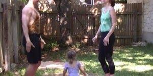 Mamães sendo Fitness com as crianças, não tem mais desculpas!
