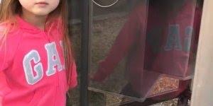 Menina acha a cabine do Harry Potter e pede para mãe: Vamo tentar ir?