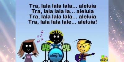 Musica infantil aperte a mão do amigo, para compartilhar no Facebook!