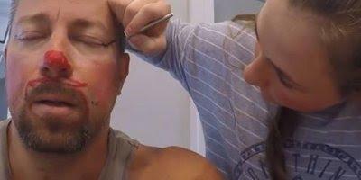 Vídeo mostrando como é ser pai de menina, uma experiencia fantastica!!!