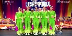 Apresentação de dança com leques, muito lindo, assista até o final!