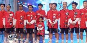 Apresentação de dança em programa de talentos, os garotos arrasaram!!!