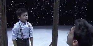 Apresentação lindíssima destes dois bailarinos, vale a pena conferir!!!