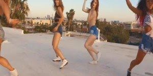 Coreografia da musica Despacito, veja como elas dançam bem!!!