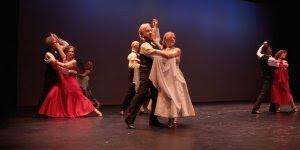 Dança de salão, impossível não se apaixonar, confira este vídeo!!!
