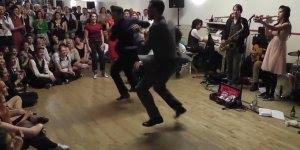 Dance hoje, amanhã, chame as amigos, solte o dançarino que esta dentro de você!