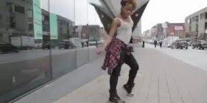 Elas dançam muito, sincronia impecável, estão de parabéns!!!