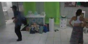 Gravida e marido dançando Despacito em chá de bebê, eles arrasaram!!!