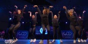 Grupo dançando Hip Hop, olha só que grupo fantástico, vale a pena conferir!!!