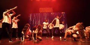 Grupo de dança que chegou para arrasar, a coreografia ficou muito boa!