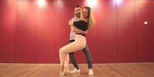 Kizomba um ritmo que vem conquistando muitos dançarinos, confira!!!
