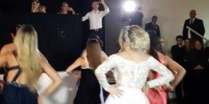Noiva faz apresentação de dança da musica Bang, olha só como ela arrasou!!!