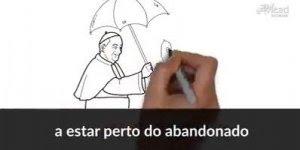 Mensagem do Papa Francisco a todos sobre praticar o bem, sem olhar a quem!