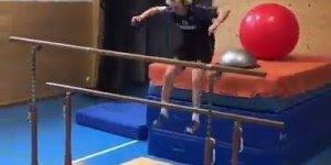 Como fazer um circuíto dentro da academia para treinar o equilíbrio!