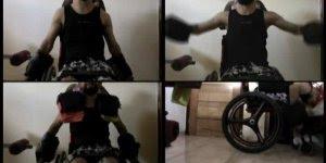 Exercícios adaptados para tetraplégicos adaptados para fazer em casa!