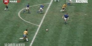 Gols mais bonitos do Brasil em Copas do Mundo, os meninos brilham!