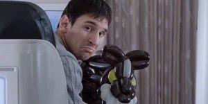 Messi X Kobe Bryant, acho que eu prefiro sorvete kkk, muito legal!