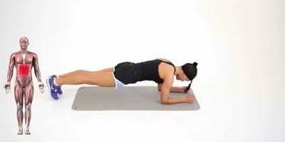 Prancha - Um exercício que faz muito bem para seu corpo, aprenda fazer!