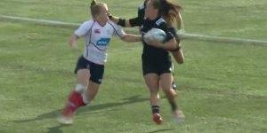 Rugby feminino, aqui o esporte é levado a sério, confira e compartilhe!