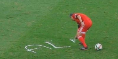 Spray no futebol, será que isso foi uma boa ideia? Confira!