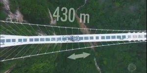 Domingo Espetacular Mostra as pontes mais fantásticas do mundo!!!