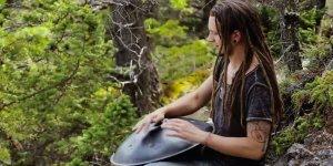 Hang Drum um instrumento musical com som impressionante, confira!!!