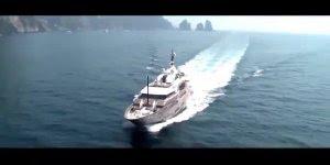 Impressionante barcos que são verdadeiras casas de luxo, confira!!!