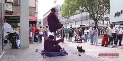 Impressionante estes artistas de rua, veja o que eles fazem!!!