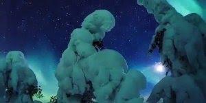 Impressionante fenômeno Aurora Boreal, as imagens são magnificas!!!