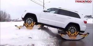 Ótima solução para quem precisa sair de carro na neve, confira!