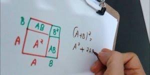 Produtos Notáveis, saiba como calcular de maneira fácil aqui neste video!