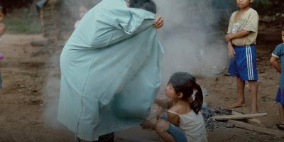 Aldeia na Amazônia Peruana usa vapor com ervas medicinais para curar!!!