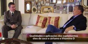 Cardiologista e Nutrólogo Dr. Lair Ribeiro falando sobre vitamina D!!!