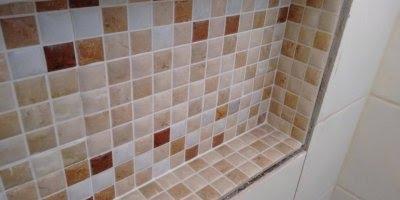 Como fazer um nicho em seu banheiro de maneira super prática!