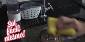 Como limpar o fogão, deixando-o ele com cara de novo, confira!
