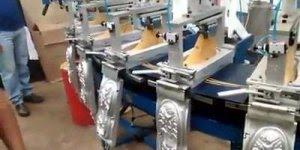 Fabricação de botinas, veja que interessante o processo todo!