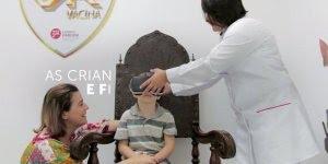 Ideia interessante para dar vacinas sem causar traumas nas crianças!!!