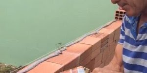 Interessante essa cola de concreto, confira como é fácil de usar!!!