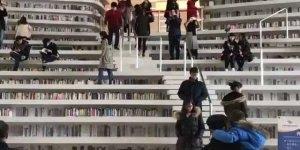 Maior biblioteca do mundo pode acomodar até 1.2 milhões de livros, confira!!!