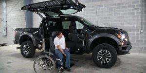 Olha só que interessante este projeto para quem usa cadeira de rodas!!!