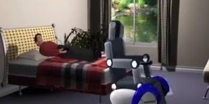 Projeto de cadeira de rodas, perfeito para cadeirantes que moram só!