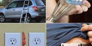 Vídeo com invenções que vão facilitar seu dia a dia, olha só que legal!!!