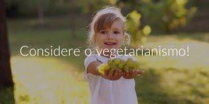 vídeo que vai fazer você repensar sobre o vegetarianismo, vale a pena conferir!