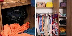 10 Dicas para organizar seu guarda-roupa, agora tudo vai estar nas suas mãos!