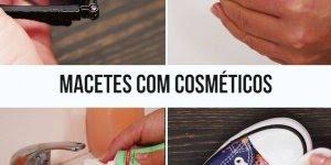5 ideias com cosméticos que irão facilitar seu dia a dia, confira!