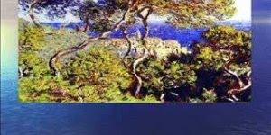 As mais belas artes de Caude Monet com mensagem de Shakespeare!!!