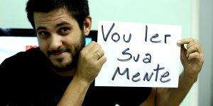 Caio Martins vai ler seu pensamento, basta você pensar em um número e...