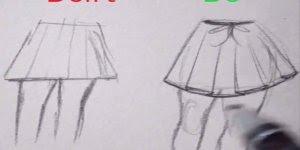 Certo e Errado para desenhar, compartilhe com os desenhistas do Facebook!
