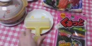 Como fazer Sushi de uma maneira super fácil! Só os japoneses mesmo, ótima ideia!