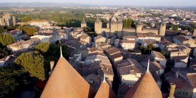 Conheça Carcassonne, uma região da França habitada desde o período Neolítico!!!